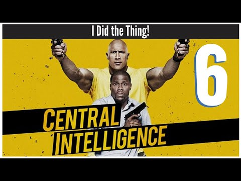 Central Intelligence (2016) - I Did the Thing - Scene (6/10)