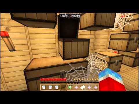 [T-RO]小白的Minecraft地圖解謎-逃離未知名的家