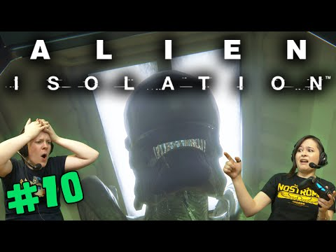 kim - Kim and Hannah refuse to leave the lockers in Alien: Isolation. Unfortunately, the Alien knows this... Next Episode here: ...