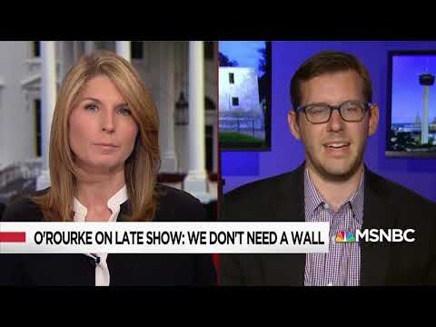 Ted Cruz Supporters Expressing 'Alarm' As Beto O'Rourke Fever Spreads In Texas  Deadline  MSNBC