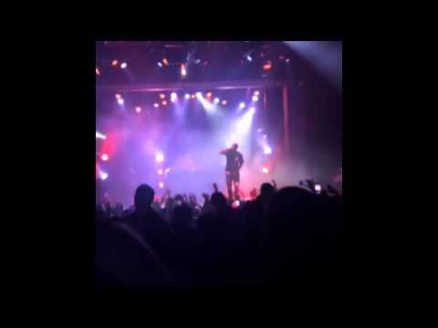 Devinez quoi…. Game a dissé le G-Unit lors d'un récent concert (video)