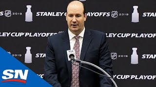 Capitals Coach Todd Reirden Talks After Game 7 Loss To Hurricanes by Sportsnet Canada