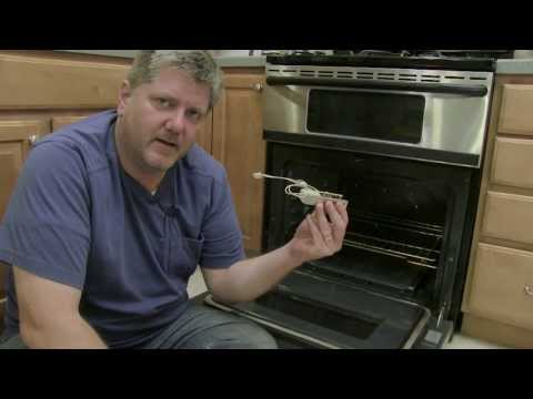Repair Gas Oven – Replacing Hot Surface Igniter