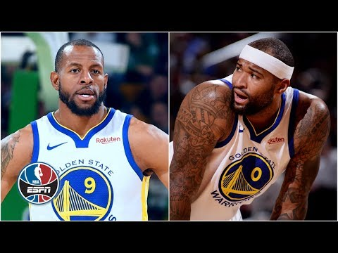 Video: Is Andre Iguodala a better fit for Warriors than DeMarcus Cousins? | NBA Countdown