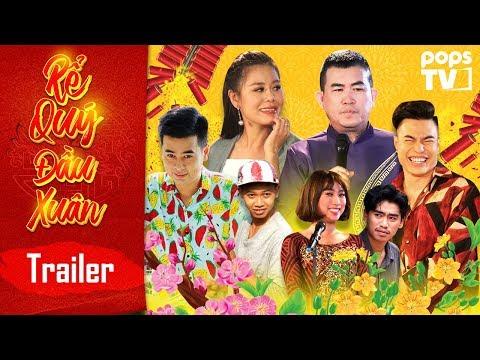 Trailer Rể Quý Đầu Xuân - Tập 1 Full | Nhật Cường, Nam Thư, Lê Dương Bảo Lâm - Thời lượng: 115 giây.