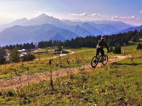 (cz) Bikepark Krvavec 2018