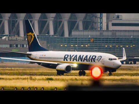 Ryanair-Streik führt zu 600 Flugausfällen - betroffen sind fast 50.000 Kunden