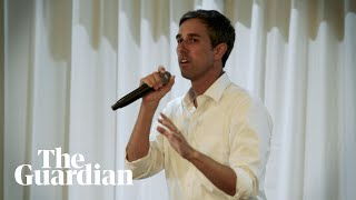 Video 'I can think of nothing more American': Beto O'Rourke responds to question on NFL protests MP3, 3GP, MP4, WEBM, AVI, FLV November 2018