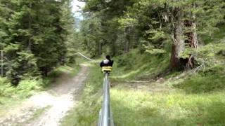 Zjeżdzalnia alpejska z Austrii