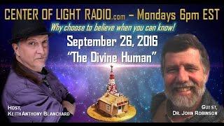 """The Divine Human"""