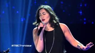 فيديو كريستين سعيد التي أبهرت لجنة تحكيم The Voice بصوتها وأدائها ورد فعل مميز من النجوم الحكام!