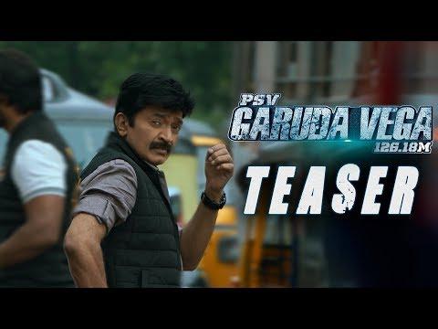 Garuda Vega Movie Teaser – Rajashekar