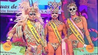 Video Drag Quirón se corona como reinona del Carnaval de Telde MP3, 3GP, MP4, WEBM, AVI, FLV Agustus 2018