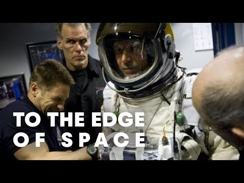 Mission to the edge of Space - Red Bull Stratos 2012