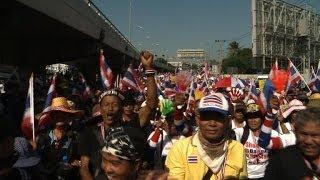 Thai Opposition Protesters Launch Bangkok 'shutdown'