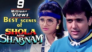 Video Govinda & Divya Bharti Best Scenes | شولا اور شابنام | With Arabic Subtitles (HD) MP3, 3GP, MP4, WEBM, AVI, FLV Oktober 2018