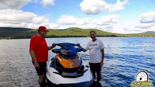 10. Bilan de l'essai court terme du Sea-Doo GTX S 155 2015