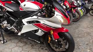 4. Yamaha R6 2012 50th ANNIVERSARY available at Shop now