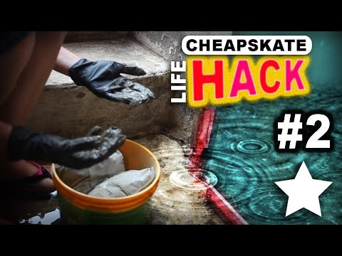 How to Fix Basement Leaks - DIY