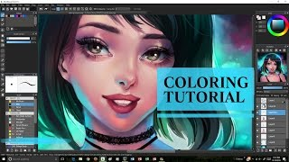Hello, I am aware that some parts of the video are laggy. I tried to fix it, but it still lag. I need to get a new screen recorder. Any suggestions? Anyhow, I hope you guys found this tutorial helpful at least. Hair Tutorial: https://www.youtube.com/watch?v=n1dsXXLmOfM&t=120sGet the program here : http://medibangpaint.com/en/pc/ For more : Instagram: https://www.instagram.com/jennyjundee/ DeviantArt: http://jyundee.deviantart.com/Ratemydrawings: http://www.ratemydrawings.com/user/Jyuliey/