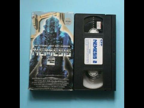 Opening to Nemesis 2: Nebula (1995) - Canadian VHS Release