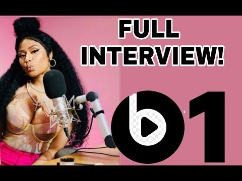 Nicki Minaj Comeback Interview