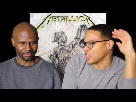 Metallica - One (REACTION!!!)