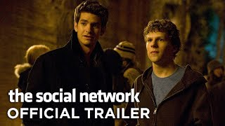 The Social Network Official Trailer