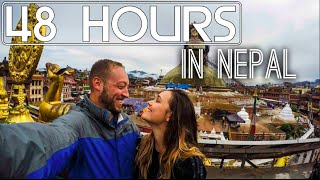 48 hours in Nepal: Video Guide to Kathmandu We're just back from our 48 hours in Nepal trip, and what a beautiful surprise! It was my first time ever while Jeff ...