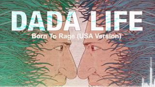 Thumbnail for Dada Life — Born To Rage (USA Version)