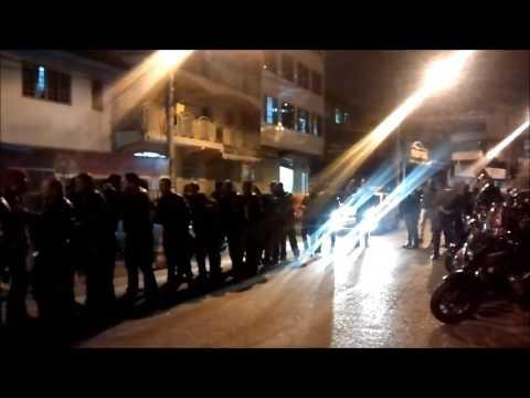 Cruz de Ferro MC em visita ao Resistência MC 11MAI17