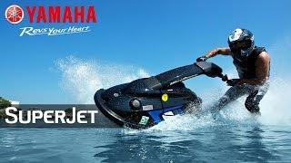 2. 2015 Yamaha SuperJet - make a stand