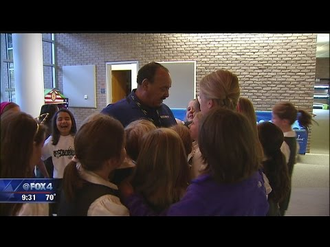 School security guard receives $179,000 retirement gift