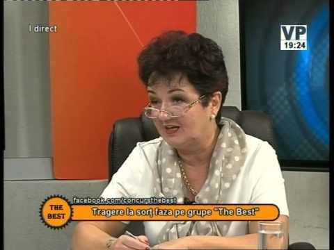 Tragerea la sorți The Best – Cristina Petre și Petre Năchilă – 23 octombrie 2014