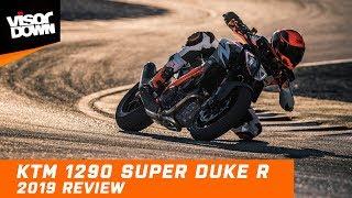 10. KTM 1290 super Duke R 2019 Review - Naked bike   Visordown.com