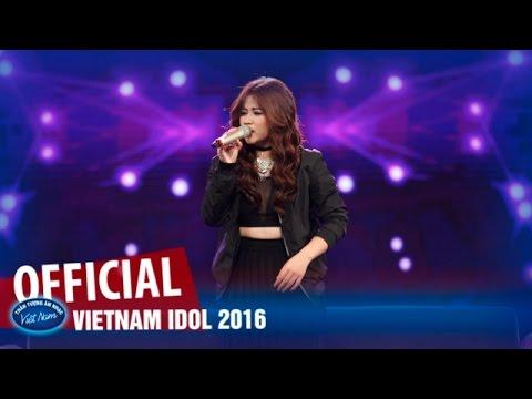 TÌM MỘT HÀNH TINH KHÁC - THẢO NHI - VIETNAM IDOL 2016 GALA 7