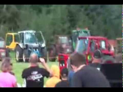 Traktorrace