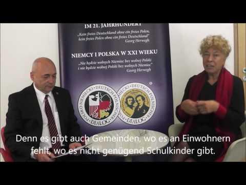 Prof. Dr. Gesine Schawn zu den deutsch-polnischen Beziehungen