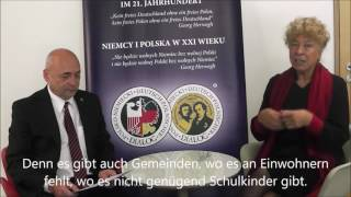 prof dr Gesine Schawn o polsko-niemieckich relacjach