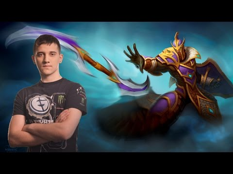 Silencer - Widely regarded as one of the world's best mid players, Artour