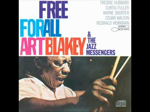 Art Blakey & The Jazz Messengers – Free For All