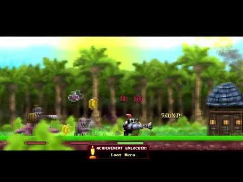 Video of Loot Hero - XP Grind Tapper