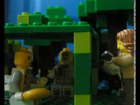 The 55th annual Hunger Games Lego Teil 3 (Tag 1)