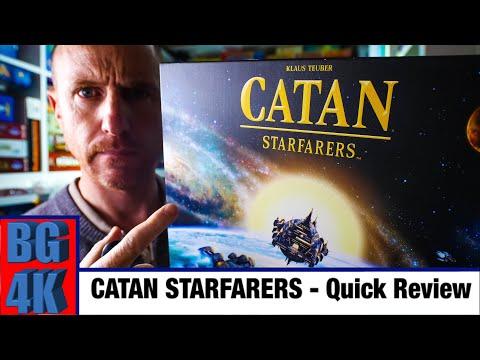 Catan Starfarers - Boardgame 4K Review - Still Worth It?