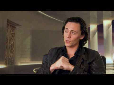 loki - Watch the 'Thor' Trailer! http://youtu.be/DtFzg5jTDAw?hd=1 http://bit.ly/clevvermovies - Click to Subscribe! Tom Hiddleston talks about his new movie 'Thor',...