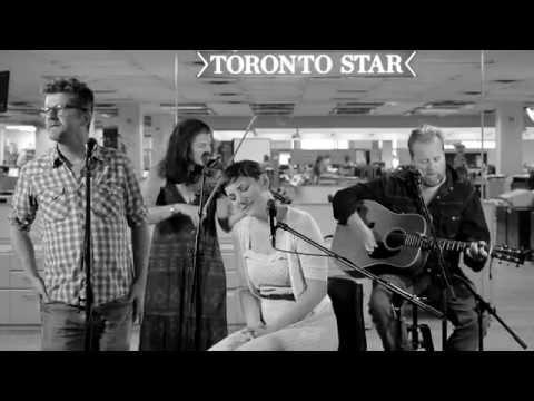 "Skydiggers – ""You've Got A Lot Of Nerve"" (live at Toronto Star)"