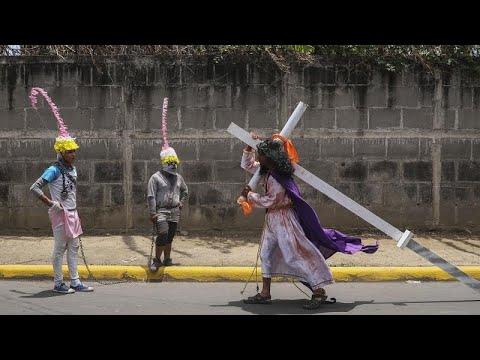 Η Νικαράγουα έκανε Πάσχα
