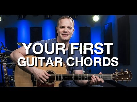 Your First Guitar Chords – Beginner Guitar Lesson #8