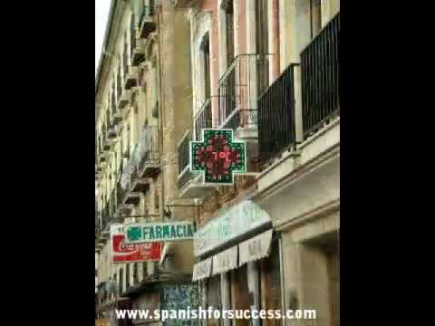 Study in Spain - Kevin Spacey