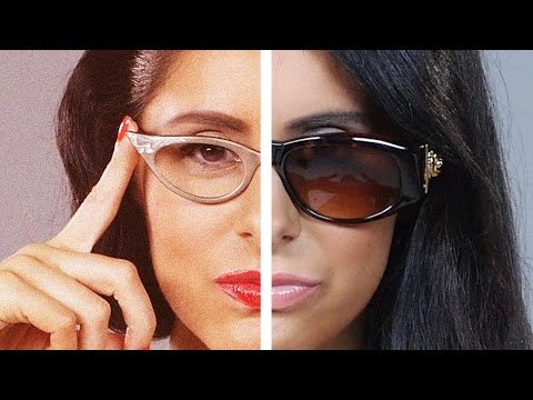The Evolution of Women  s Eyewear